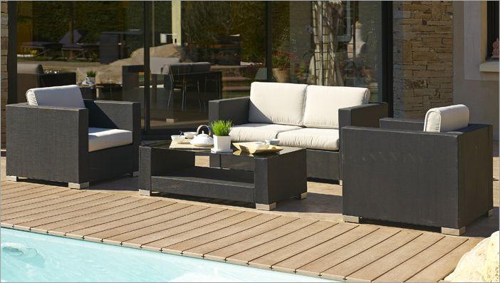 Il est temps de vous quiper de mobilier de jardin de qualit magazine nouvelr for Meuble de jardin geneve