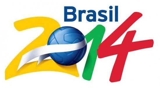 Logo Coupde du monde 2014 Foot