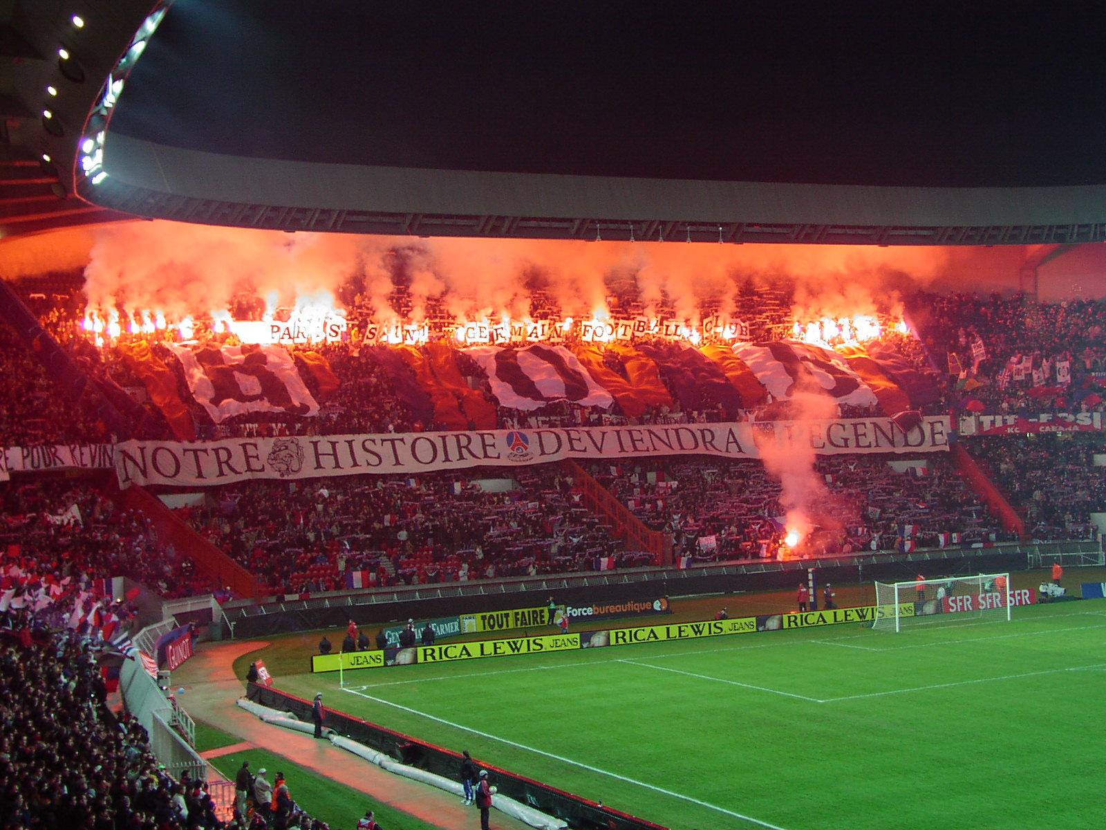 Matchs PSG