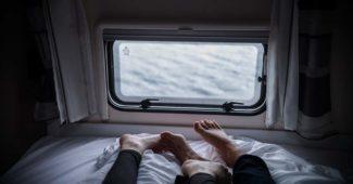 camping car matelas