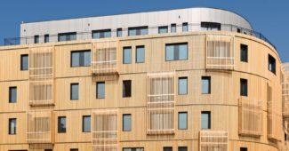 Immeuble en bois Nexity
