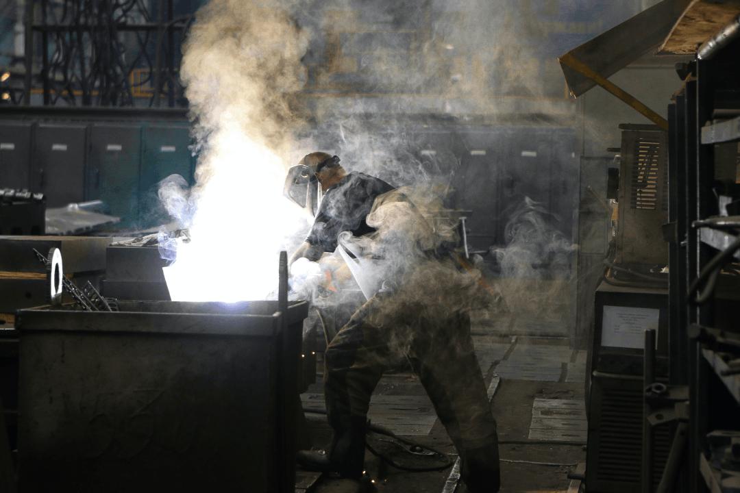 Refroidisseur d'air industriel